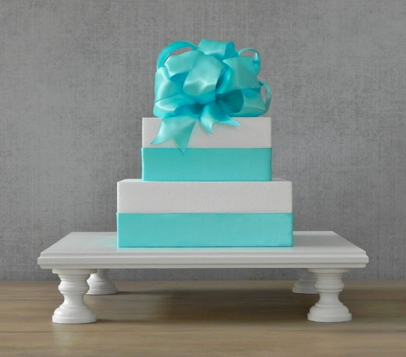 14 inch square wedding cake stand 14 cake stand cupcake stand square wedding cake stand 10047