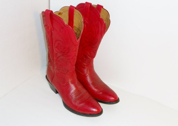 Simple Best 25+ Red Cowboy Boots Ideas On Pinterest | Bohemian Boots Coral Boots And Cowgirl Boots