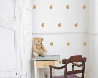 Vinyl Wall Sticker Decal Art - Apples