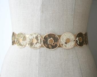 Gold Sash, Modern Bridesmaid Sash, Sample Sale, Wedding Sash