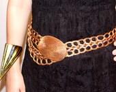 Hand Woven macrame Belt S...