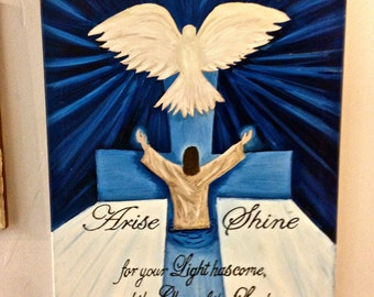 Arise Shine Painting
