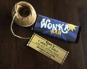 Willy Wonka birthday invites - set of 6