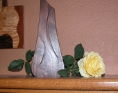 Wooden Vase - Decorative Vase - Contemporary Look - One of a Kind Home Accessory