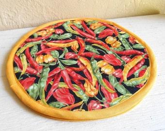 Hot Pepper Tortilla Bread Warmer