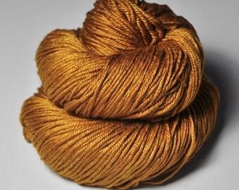 Camel gone wild - Silk/Merino DK Yarn superwash