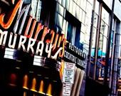 Murrays Minneapolis, digital photo, wall art, home decor, Minnesota art, office art, Ikes, art photo
