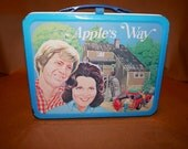 1975 Apple's Way metal lunchbox