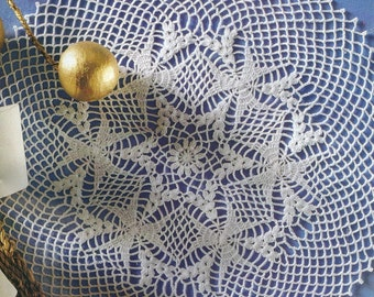Crochet Doily - Dance
