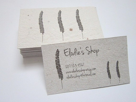 custom kraft paper business cards, View paper card, paper card c-1 ...