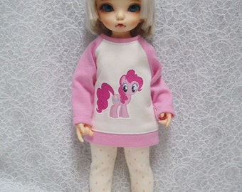 Super Dollfie Yo SD Littlefee Pink Sweater C - Little Pony