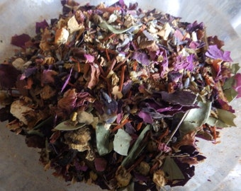 True Rose Love Scented Herbal Blend Wicca Pagan Spirituality Religion Ceremonies Hoodoo Metaphysical MaidenMotherCrone