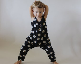 NEW Roo Romper / PDF sewing pattern / Children's sizes 12 months to 5T / Instant download