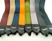 Seatbelt Camera Strap, upcycled, recycled, Many colors to choose from