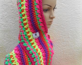MyBoshi Crochet pattern scoodie - MyBoshi haakpatroon scoodie