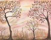 Fine Art Print-Ballad of First Light