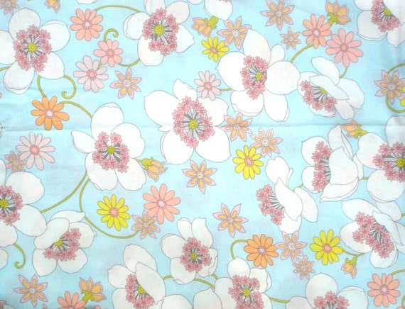 """SALE : Alexander Henry """"storybrook floral"""" fabric 2009 FQ or more"""