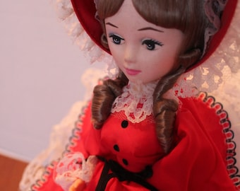 Bradley Doll Stacy- Big Eyed Doll- 1960 Collectible