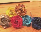 Half Dozen Duct Tape Rose Bouquet