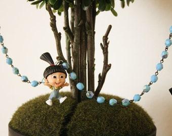 Agnes despicable me necklace