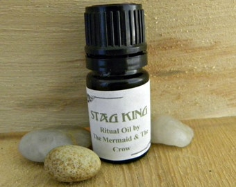 Discontinued: Stag King Ritual Fragrance Oil