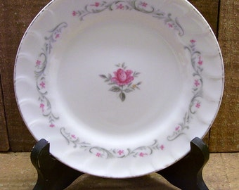 "Replacement 6 1/4"" Saucer, MS ROYAL SWIRL Fine China"