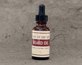 Beard Oil - Unscented, Beard Conditioner, Beard Softener, Beard Care, Beard Hair Treatment, Beard Care Products