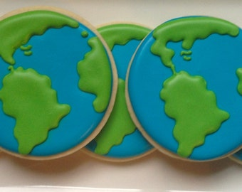 Welcome to the World Sugar Cookies