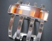 Laguna Agate Banded Bracelet