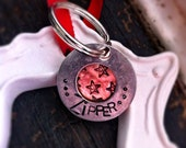 Mixed Metal Custom Pet ID tag