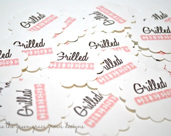 Cowgirl Sticker Labels