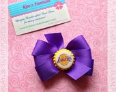NBA LA Lakers Hair Bow