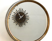 "MIRROR - ""Corisande"" - Wine Barrel Mirror - 100% recycled"