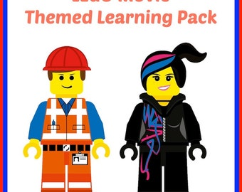 Lego Movie Preschool Pack