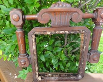 Wood furniture findings