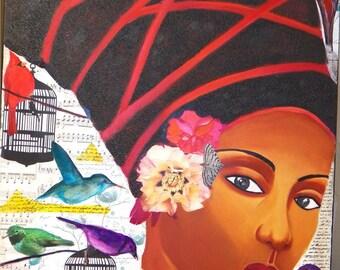 african american art/ black american art/african art
