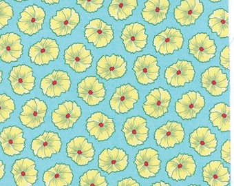 Pedal Pushers - Blossom in Sky by Lauren + Jessi Jung for Moda Fabrics - Last Yard