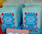 12 bags Cotton Candy Party Favors,Edible,Birthday,wedding, Sweet Sixteen,Mitzvah,Quince