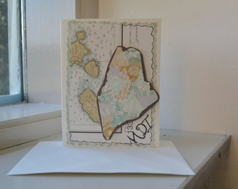Letters Sign Sea Nautical Maps