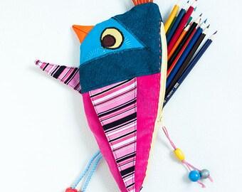 Birdy Pencil Case Back To School
