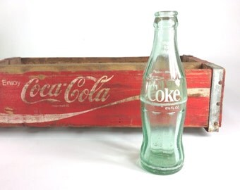 Chattanooga Tennessee Vintage Coca Cola Coke Bottle
