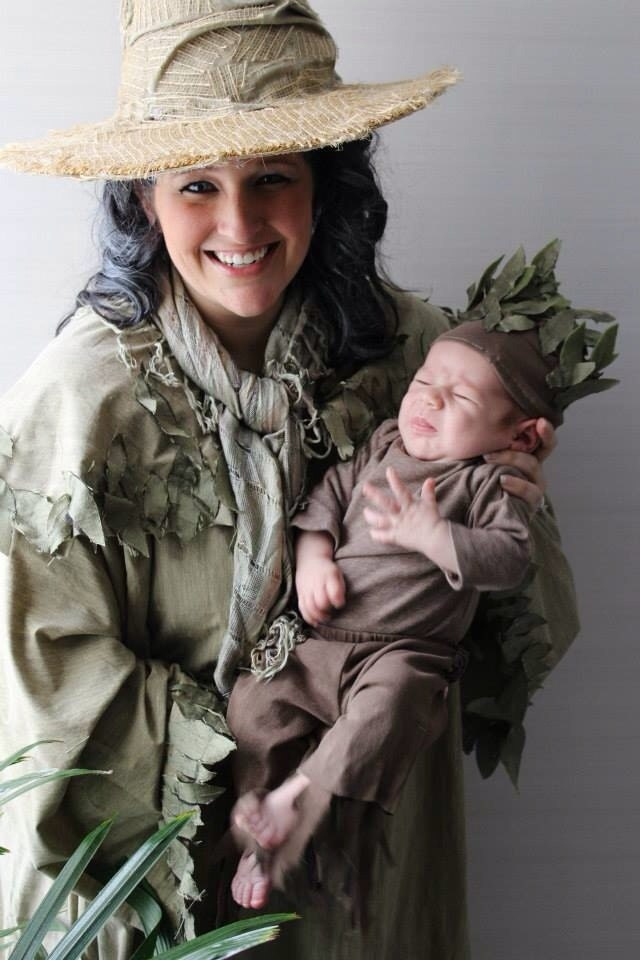 Professor Sprout and Mandrake Costume Set 959ba7247ce