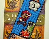 Super Mario - PDF Cross-stitch pattern - Instant Download!