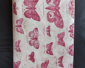 Tim Holtz Eclectic Elements Fabric - Butterflight
