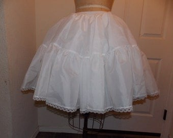 Add a petticoat crinoline custom made to order