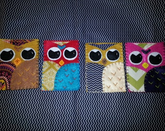 Felt Owl Phone Cover