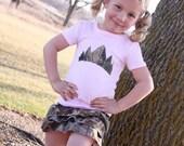 baby girl camo, Realtree baby girl skirt and princess shirt, 2pc outfit
