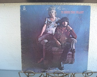 Delaney & Bonnie,To Bonnie from Delaney, LP, Atco/Atlantic label, Country Rock, Vinyl Record, Delaney Bramlett, Bonnie Bramlett