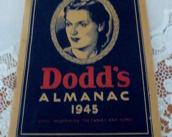 Dodd's Almanac 1945