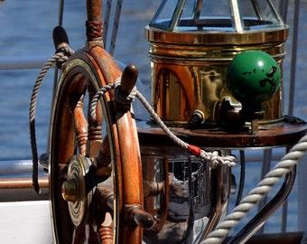 Nautical Belfast- Print